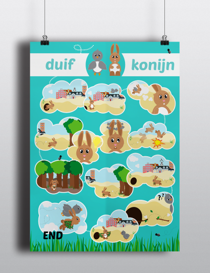 A1 infographic poster