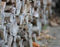 hout blokken