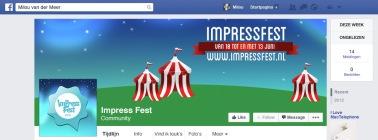 Facebook profiel- en omslagfoto