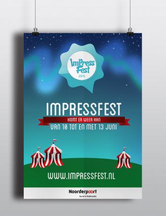 Impressfest poster