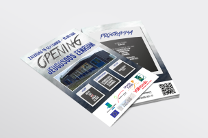 Flyer opening jeugdsoos Eenrum