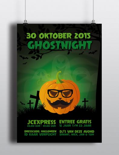 Poster Ghostnight