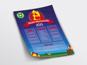 Flyer Sinterklaasactie