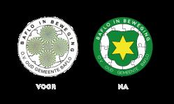 Logo ondernemersvereniging Baflo Voor en Na