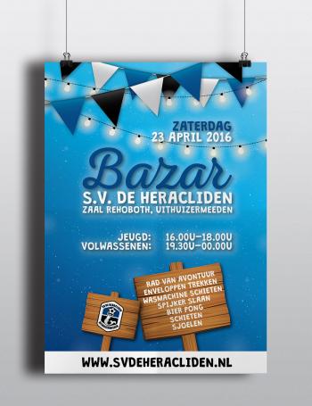 Poster Bazar Heracliden
