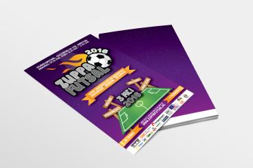 Flyer Zuppa Futsal 2016