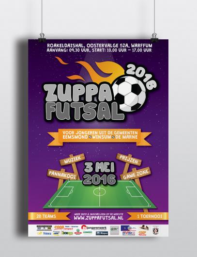 Poster Zuppa Futsal 2016