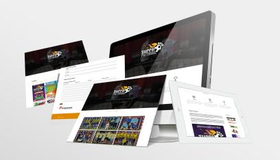 Website Zuppa Futsal 2016
