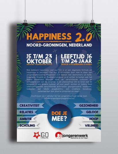 Flyer Happines 2.0