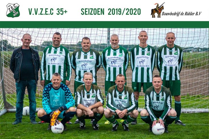 Teamfoto ZEC 35+