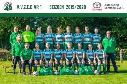 Teamfoto ZEC VR 1